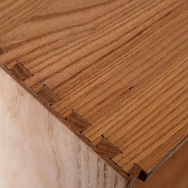drawer dovetail joint
