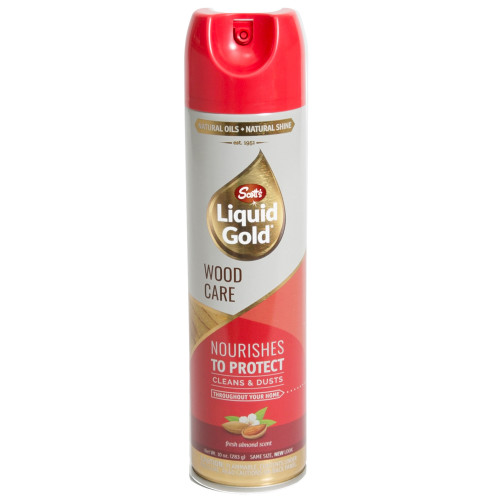 Scott's Liquid Gold Wood Care 10oz. Aerosol